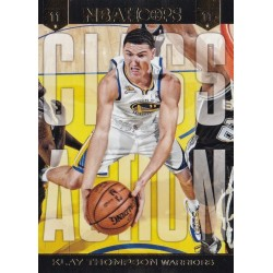 KLAY THOMPSON 2014-15 PANINI NBA HOOPS CLASS ACTION