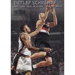 DETLEF SCHREMPF 1999-00 SKYBOX METAL