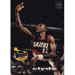CLYDE DREXLER 1993-94 TOPPS STADIUM CLUB