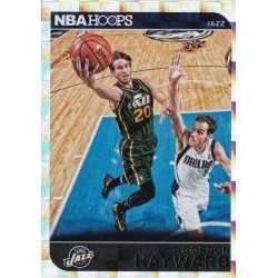 GORDON HAYWARD 2014-15 PANINI NBA HOOPS GREEN