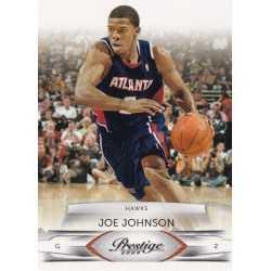 JOE JOHNSON 2009-10 PANINI PRESTIGE