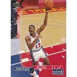 DOMINIQUE WILKINS 1994 UPPER DECK USA 78