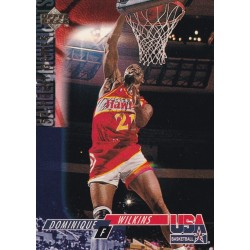 DOMINIQUE WILKINS 1994 UPPER DECK USA 76