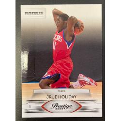 JRUE HOLIDAY 2009-10 PRESTIGE ROOKIE - 167