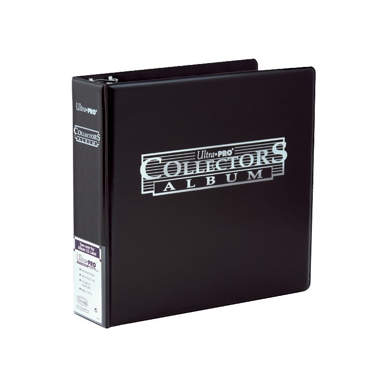 "ULTRA PRO 3 "" COLLECTORS CARDS ALBUM"
