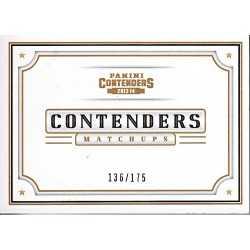 MILLER / ENROTH / BERNIER / REIMER 2013 CONTENDERS QUAD AUTO /175