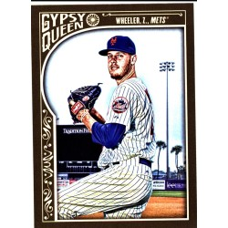 ZACK WHEELER 2015 GYPSY QUEEN