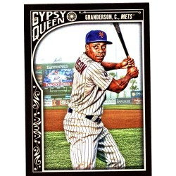 CURTIS GRANDERSON 2015 GYPSY QUEEN
