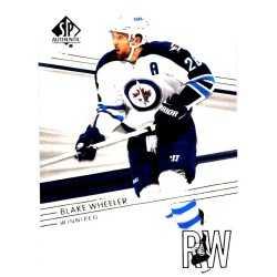 BLAKE WHEELER 2014-15 SP AUTHENTIC