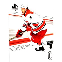 ELIAS LINDHOLM 2014-15 SP AUTHENTIC
