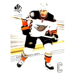 ANDREW COGLIANO 2014-15 SP AUTHENTIC