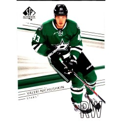 VALERI NICHUSHKIN 2014-15 SP AUTHENTIC