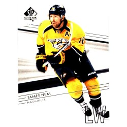 JAMES NEAL 2014-15 SP AUTHENTIC
