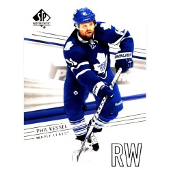 PHIL KESSEL 2014-15 SP AUTHENTIC