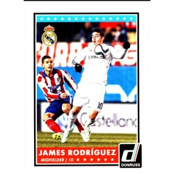 JAMES RODRIGUEZ 2015 DONRUSS SOCCER - 3