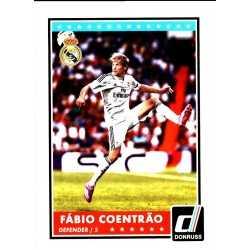 FABIO COENTRAO 2015 DONRUSS SOCCER