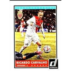 RICARDO CARVALHO 2015 DONRUSS SOCCER