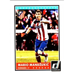MARIO MANDZUKI 2015 DONRUSS SOCCER