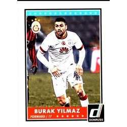 BURAK YILMAZ 2015 DONRUSS SOCCER