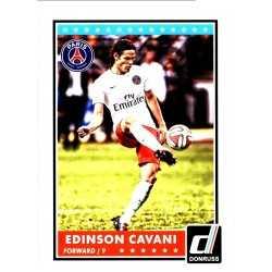 EDINSON CAVANI 2015 DONRUSS SOCCER