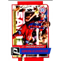 "JEROME BOATENG 2015 DONRUSS SOCCER "" DEFENSIVE DYNAMOS """